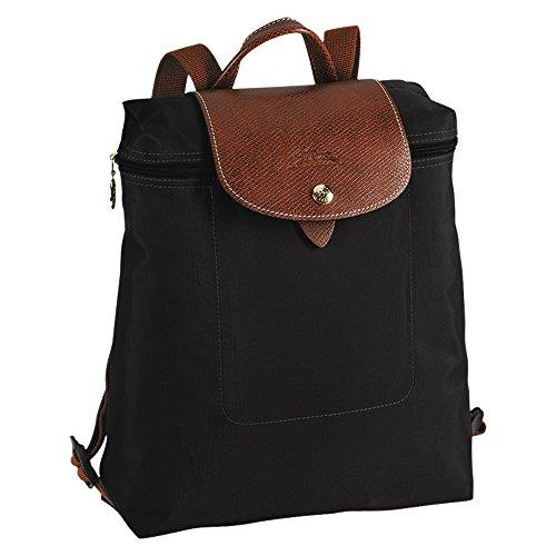 Black Pliage Longchamps Longchamps Le Backpack Pliage Longchamps Le Backpack Le Pliage Backpack Black A435RjL