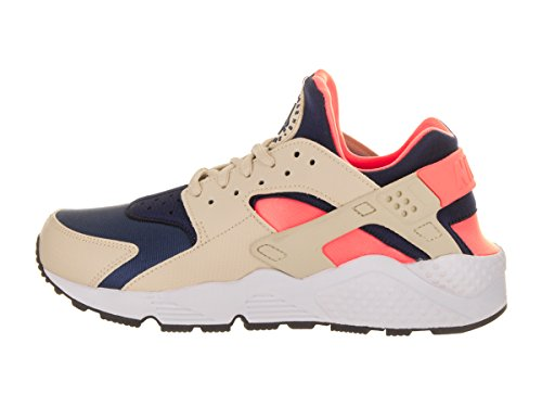 Donna Scarpe Nike Binary Multicolore Blue Lava Wmns Run Glow Fitness Oatmeal Air da Huarache HIH0S