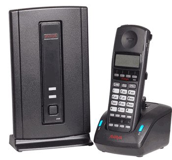 (Avaya D100 SIP DECT Wireless Phone Kit (700503098))