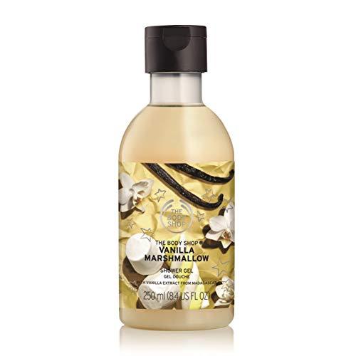 The Body Shop Vanilla Marshmallow Shower Gel, 8.4 Fl Oz ()