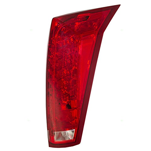 (Passengers Taillight Tail Lamp Replacement for Cadillac SRX SUV 22774015)
