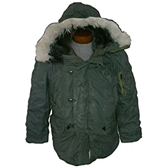 New Made in USA Military ECW Extreme Cold Weather N-3B