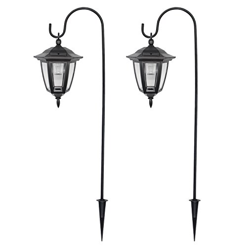 Decorative Solar Porch Lights in Florida - 4