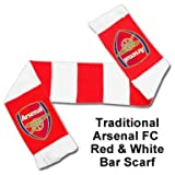 Arsenal FC - Official Crest Bar Scarf
