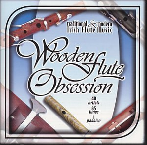 UPC 642630111123, Wooden Flute Obsession vol. 1