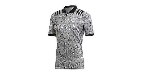 Camiseta De Rugby 2017-18 Nueva Zelanda Maorí Edición Especial ...