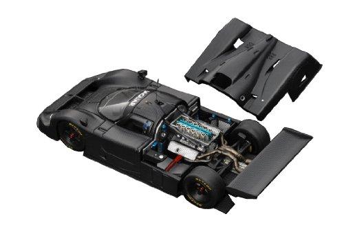 1/43 ジャガー XJR-9 プレーンカラー ブラック 996