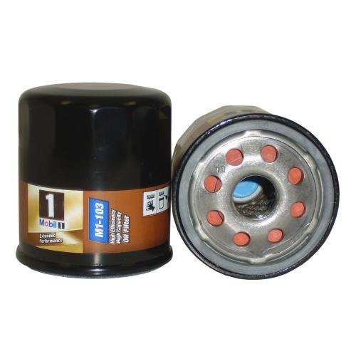 Mobil 1 M1-110A Extended Performance Oil Filter, 1 Pack 110a Engine