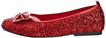 Wizard Of Oz Dorothy Ruby Slippers, Ruby Red, Small 4