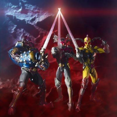 SIC S.I.C. Super Imaginative Chogokin Vol. 31 70's Kamen Masked Rider Akumaizer 3 Bandai by Kamen Rider
