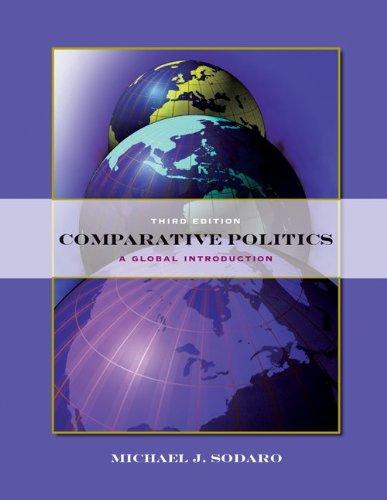 Comparative Politics: A Global Introduction