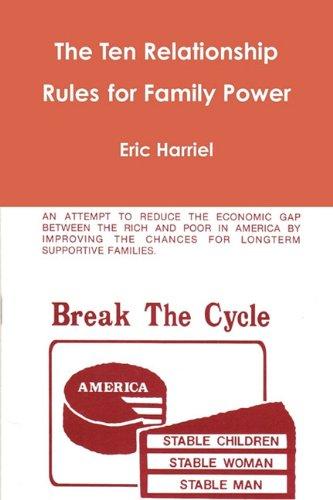 THE TEN RELATIOINSHIP RULES FOR FAMILY POWER