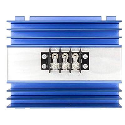 New Voltage Regulator Adjustable 14-20 Volt 14V 20V Limo, Police Car, RV, Taxi, Bus, Marine, Industrial, Heavy Duty, EMV 911-02R, 91102R: Automotive