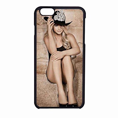 Sexy Cowgirl Miranda Lambert Case Device iPhone 6/6s (Cartoon Cowgirl)