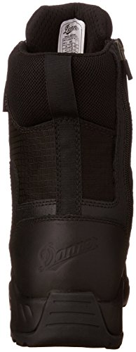 Boot Men's Black Zip 8