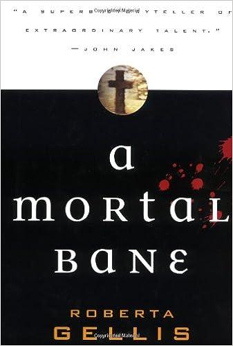 A Mortal Bane (Magdalene la Bâtarde Book 1)
