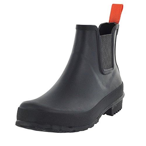Charlie Boot Black Mens Rain Boots Size 9M