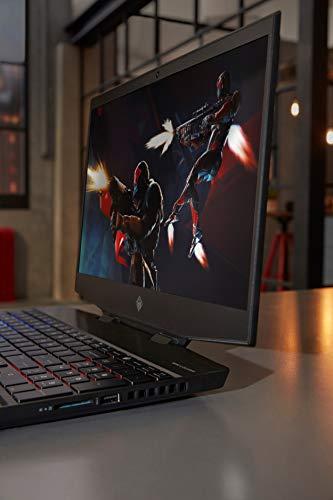 HP Omen 15-ax250wm, 15.6' Full-HD IPS Display, Core i7-7700HQ QC Processor, NVIDIA GTX 1050Ti 4GB...