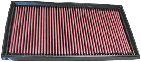 33-2747 Panel Replacement Filter: 1995-2003 Premium CLK430, CLK55 AMG, E200 Kompressor, E55, E220, E240, E250, E280, E290, E300, E320, E430 K/&N Engine Air Filter: High Performance Washable