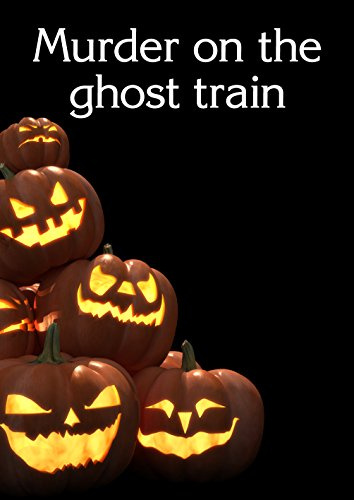 Red Herring Games Murder on the Ghost Train - Murder Mystery Game for 12 -