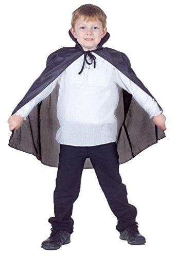 Children's Taffeta Cape (Vampire Capes For Kids)