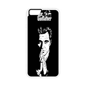 Al Pacino Scarface iPhone 6 Plus 5.5 Inch Cell Phone Case White Phone cover J9735617
