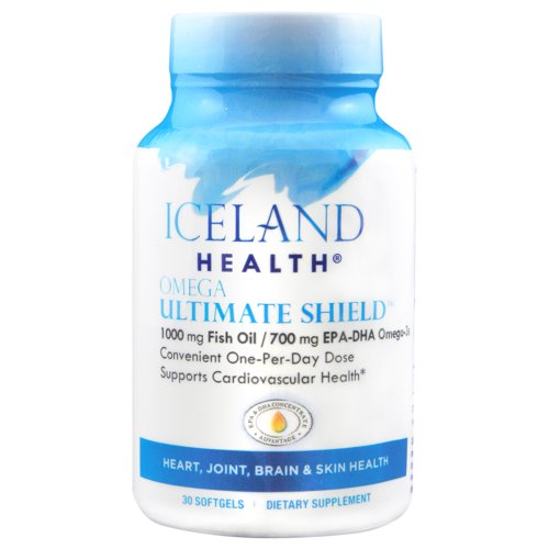 Iceland Health Ultimate Shield Supplement product image