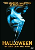 Halloween: The Curse of Michael Myers cover.