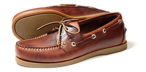 Leather Custom Bay Deck Shoe Mens Creek Orca 4tWqn