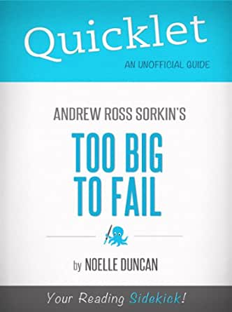 (Discount Off) Too Big to Fail: Inside the Battle to Save ...