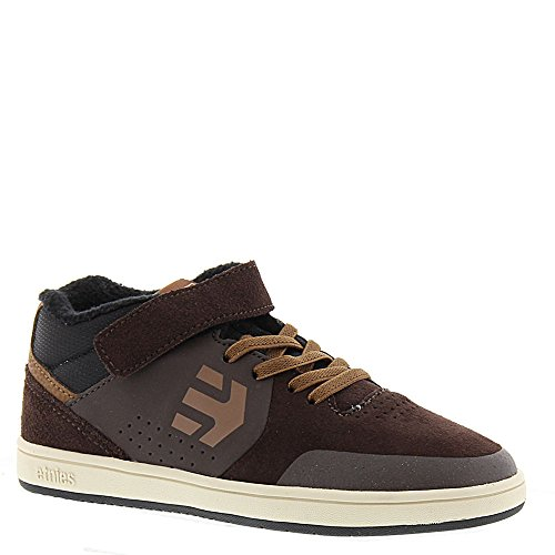 ETNIES KIDS MARANA MT (Niños/Kids), Color: BROWN/BLACK, Size: 36.5 EU (4.5 US / 3.5 UK)