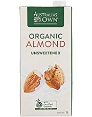 Australia's Own Unsweetened Almond Milk, 8 x 1l