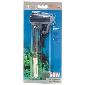 Elite Thermostatic Heater, 8-Inch/50-Watt 109