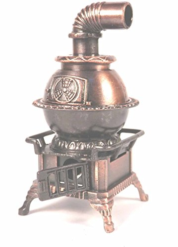 MAFCO Pot Belly Stove DIE CAST Pencil Sharpener (Best Pot Belly Stove)