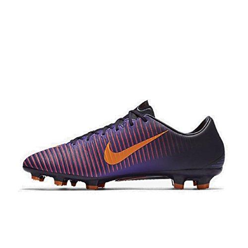 Nike Mens Mercurial Veloce III FG Purple Dynasty/Bright Citrus Size 6.5 a14dSRK
