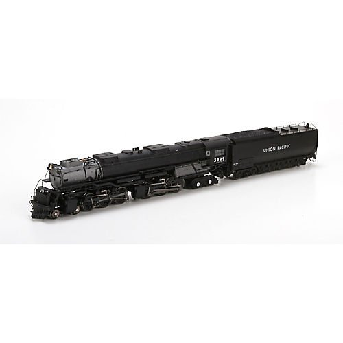 Athearn ATHG97233 HO 4-6-6-4 w/DCC & Sound Coal Tender, UP #