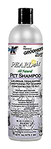 Groomers Edge PEARLight Concentrate 15:1 Shampoo -16 oz