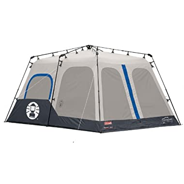 Coleman Instant 8 Person Tent, Blue, 14x10-Feet