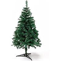 Árvore Pinheiro De Natal Cor Verde Modelo Tradicional 1,20m A0012