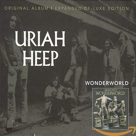 Uriah Heep Wonderworld Amazon Com Music