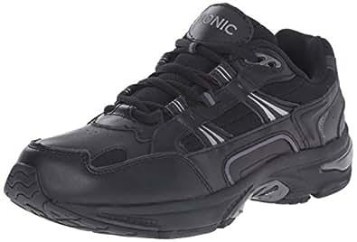 Vionic Men's Orthaheel Technology Black Walker - 7 D(M) US