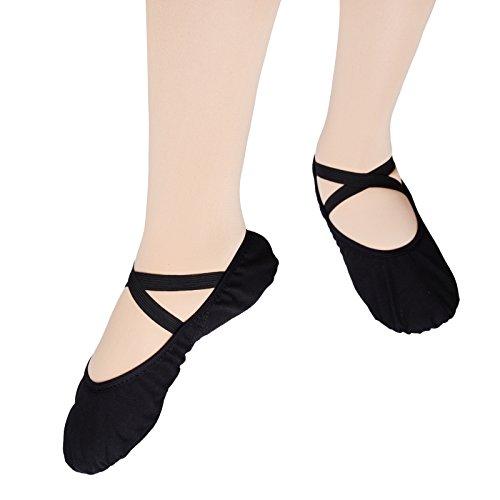 Girls Ballet Pumps - 7
