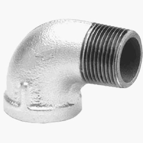Anvil 8700127957, Malleable Iron Pipe Fitting, 90 Degree Street Elbow, 1-1/2