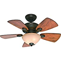 Hunter 52090 Watson 34 Ceiling Fan, New Bronze