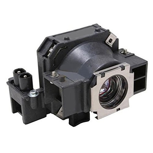 (HFY marbull ELPLP32 Replacement Lamp with Housing for EMP732 Epson Projectors)
