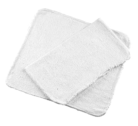 Reliable Cloth Cleaning Pad for Enviromate Steam Floor Cleaners, 2 Count 7TPAC0200