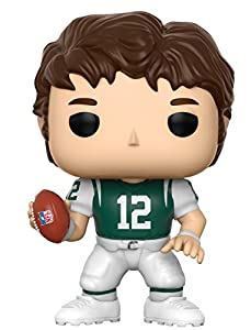 Funko Pop NFL: Joe Namath (Jets Home) Collectible Figure