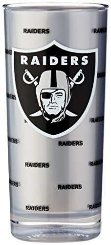 NFL Oakland Raiders Insulated Square Tumbler