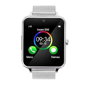 Bluetooth Smartwatch RONEBERG, Reloj Inteligente con Llamada ...