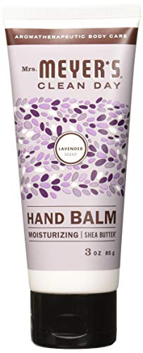 - Mrs. Meyer's Hand Balm, Lavender, 3 OZ